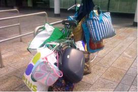 Duurzame fietstassen van Basil