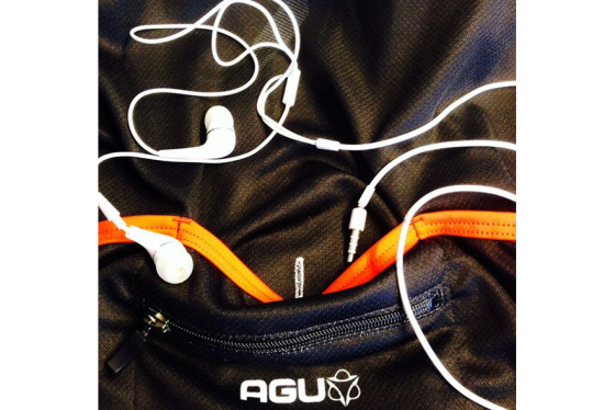 AGU 'hotlist' met fietsmuziek
