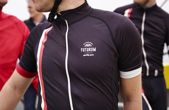 Futurumshop: geen fietsen maar fietskleding