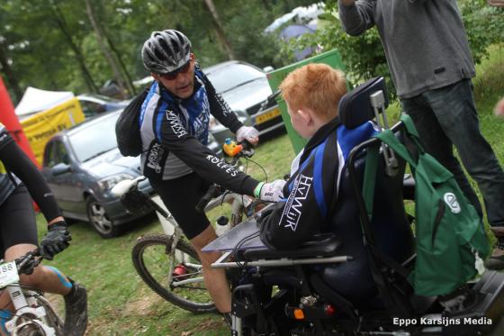 Bike MOTION steunt Duchenne Heroes