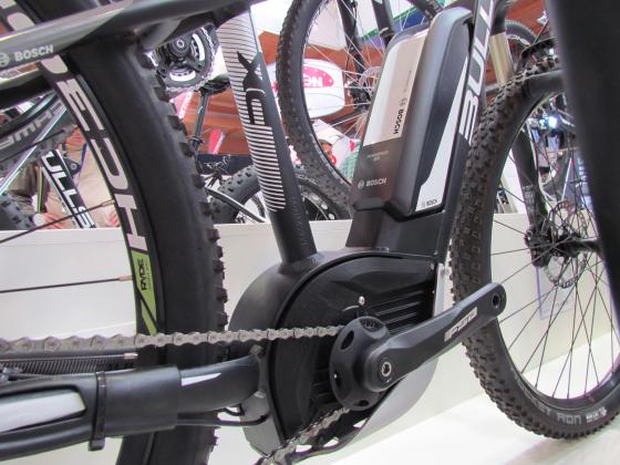 Explosieve groei in aanbod e-bikes op Eurobike