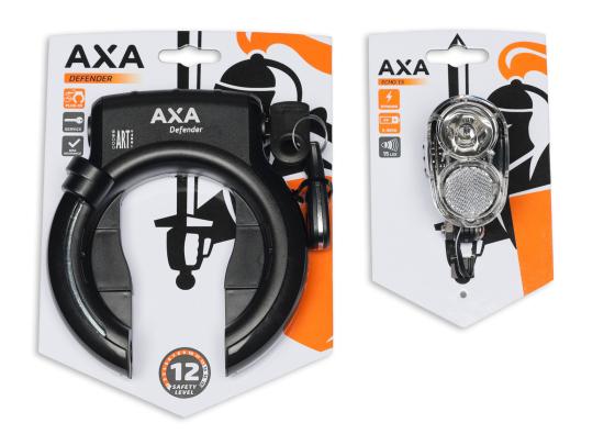 AXA lanceert nieuwe generatie ringsloten