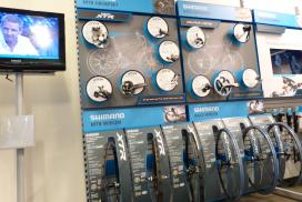 Shimano Benelux: ondersteuning op winkelvloer