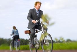 Bijtelling leasefiets hoger dan voor leaseauto