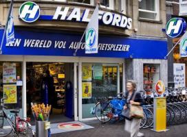 Doorstart Halfords mislukt