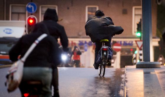 Drie opties voor 'fiets van de zaak