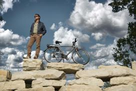 Multicycle Summit met achterwielmotor