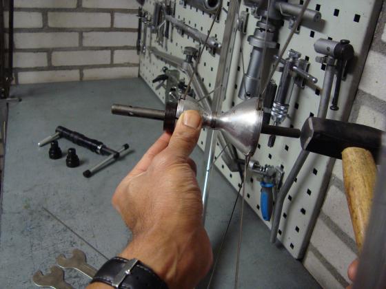 Cyclus gereedschap voor Campagnolo-naven