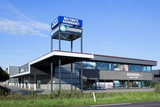 Giant start Factory Outlet in Borculo