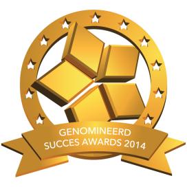 Vendit genomineerd voor de Nationale Business Succes Award