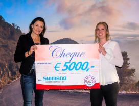 Shimano Benelux doneert aan CliniClowns