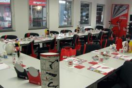 Ergotec workshop over fietsergonomie