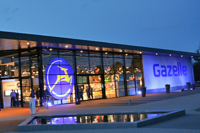 Wijzigingen bij Gazelle's verkoopafdeling