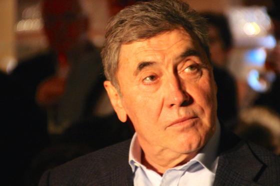 Racefiets EDDY70 eert oprichter Merckx