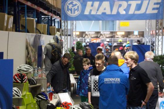 Huisshow Hermann Hartje groeit