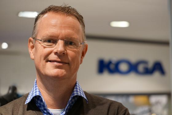 Jaap Jongsma Hoofd Verkoop Buitendienst KOGA