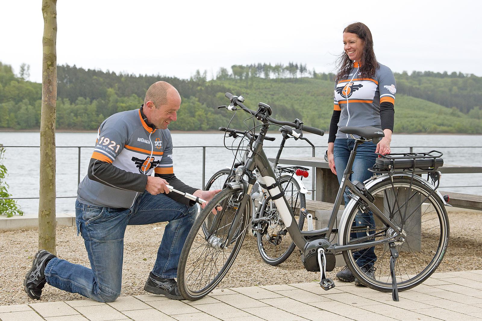SKS producten ook ideaal voor e-bikes