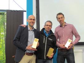 Winnaars Fiets Innovatie Award 2015 bekend