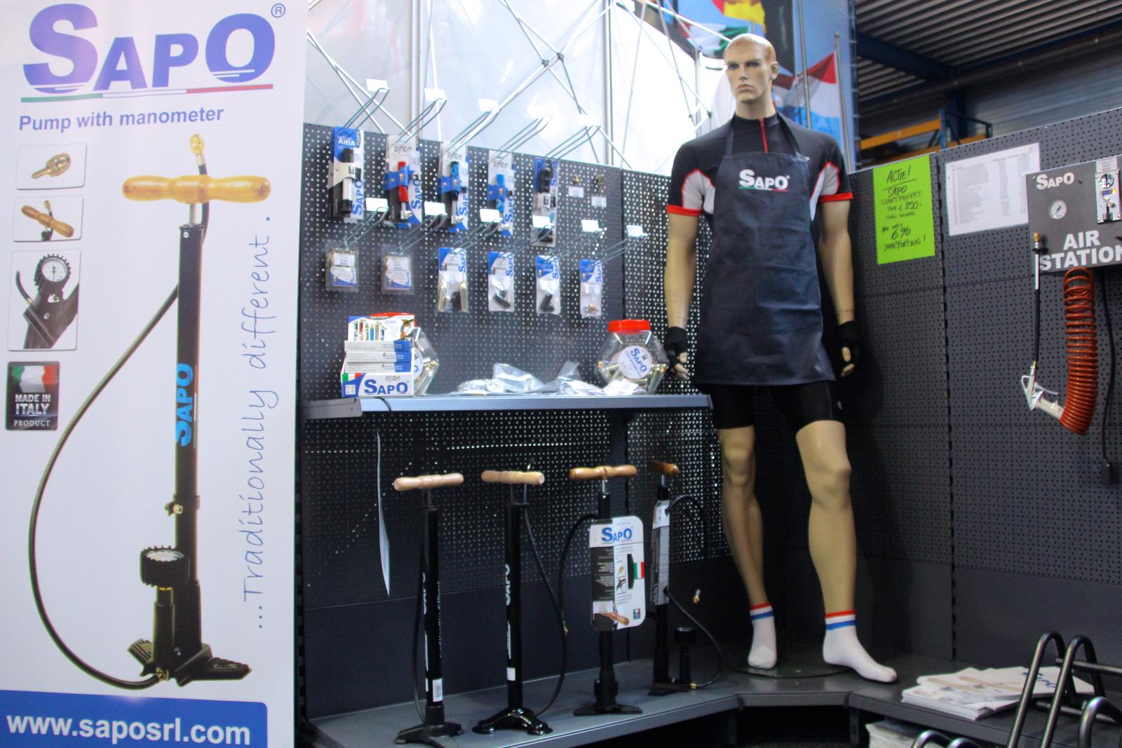 Prijzen SapO fietspompen blijven stabiel