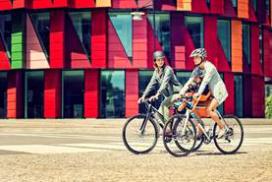 iF Design Gold Award voor Thule RideAlong Mini fietszitje