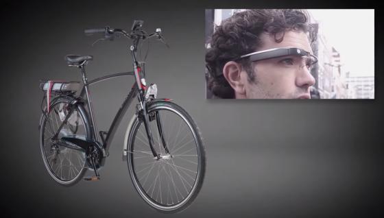 Sparta ION Google Glass in top 6 innovatieve voertuigen