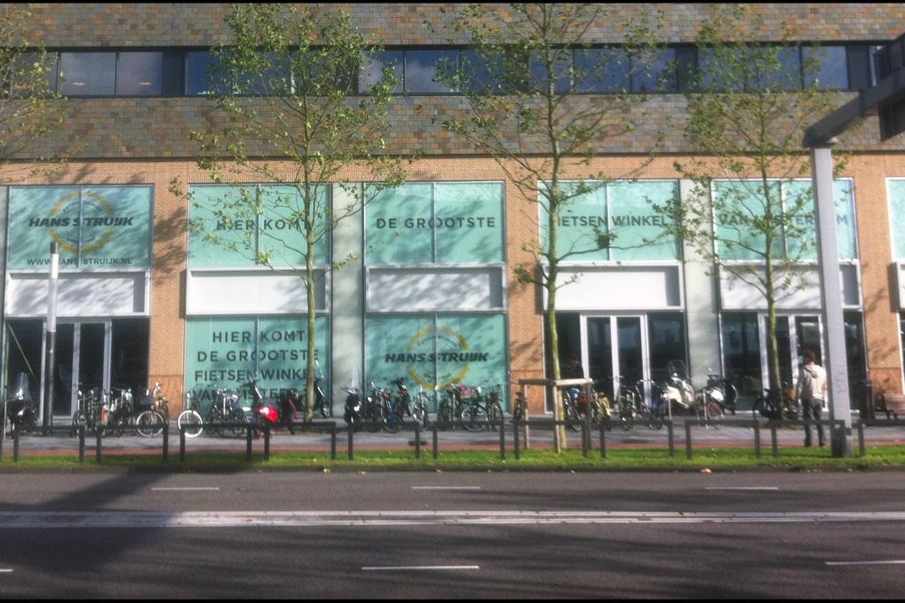 Winkels Hans Struijk Fietsen worden doorgestart