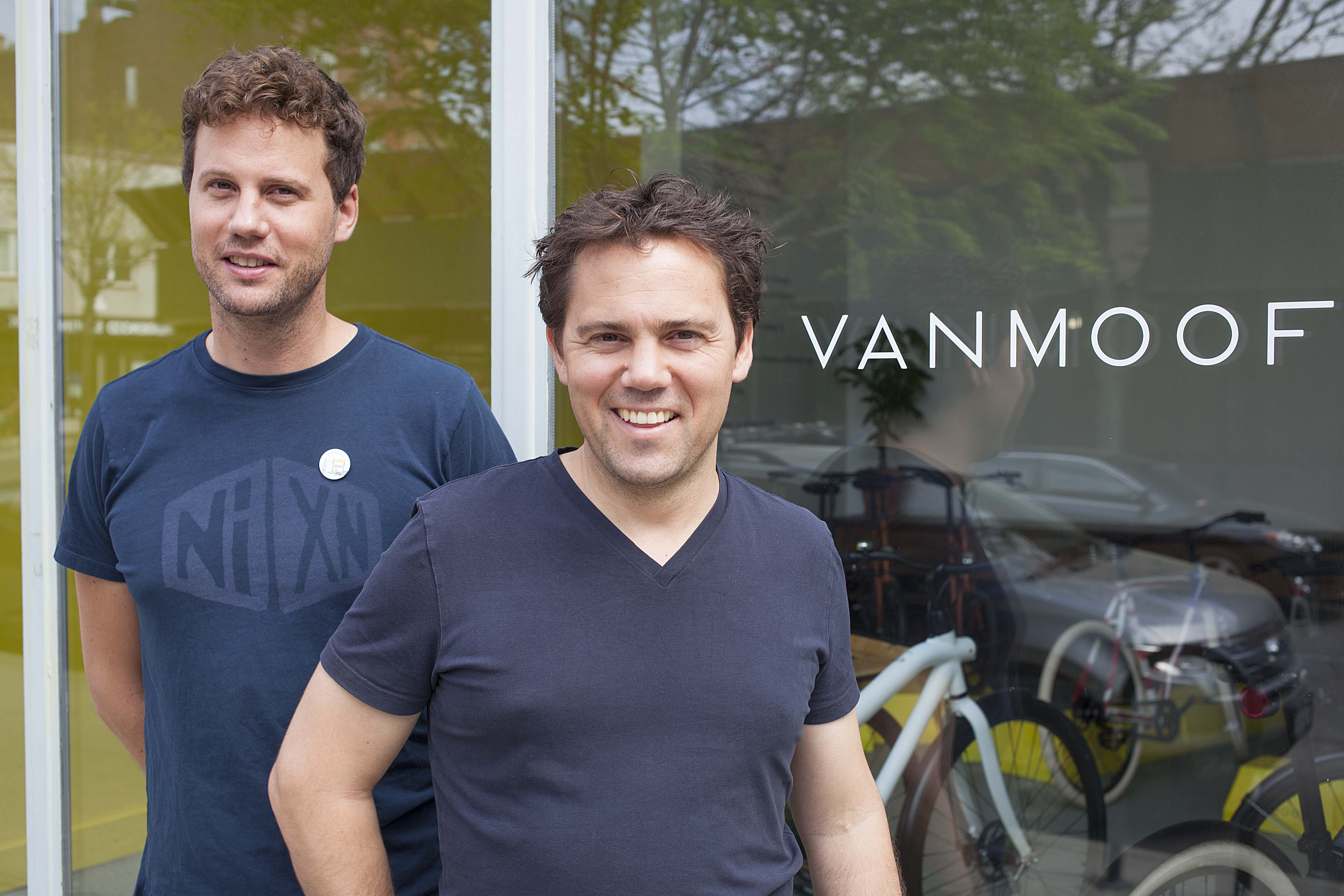 Fans steken 2,5 miljoen in fietsmerk VanMoof