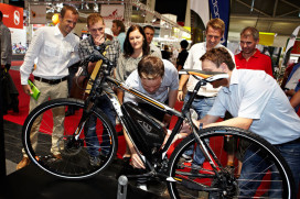 ISPO Bike 2012 fotoverslag
