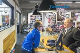Virtuele tour door de winkel van Bikeshop Amersfoort