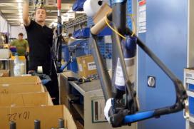 Video: de productie van Cube fietsen