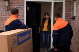 PostNL wint Thuiswinkel Award met Fietsenwinkel.nl