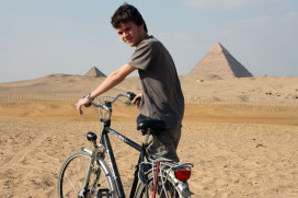Tevreden klant Dion Schepens in Egypte