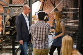 Herald Meere vertelt uitgebreid over Puch op RTL4