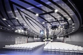 Jaarbeurs congrescentrum supernova plenaire zaal
