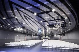 Jaarbeurs congrescentrum supernova plenaire zaal