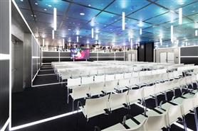 Jaarbeurs congrescentrum supernova zaal