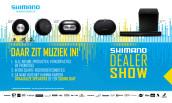 Shimano Benelux dealershows op afspraak in Leusden en Mechelen