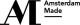 Amsterdam made logo zw 80x25