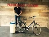 Verantwoorde inzameling fietsaccu's met Stibat