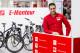 Geen A-merken elektrische fietsen bij Mediamarkt