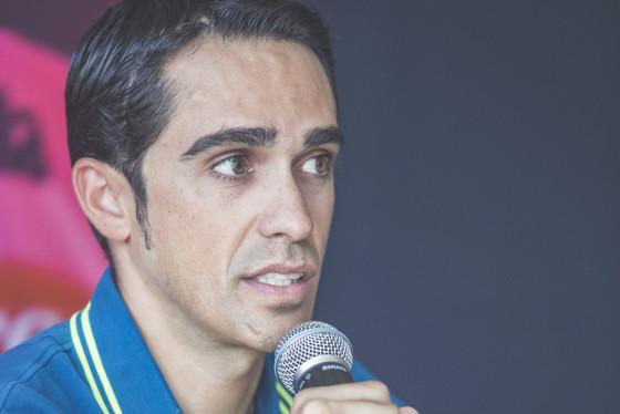 Contador namens Sportful op bezoek bij Wolvenberg