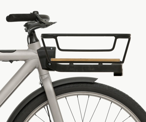 Vanmoof e front carrier 504x420
