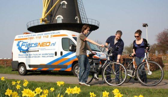 Actie Dion Schepens voor WensAmbulance Brabant