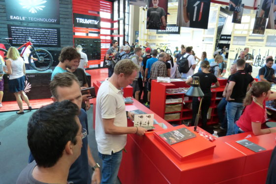 Eurobike 2016 met thema omnichannel