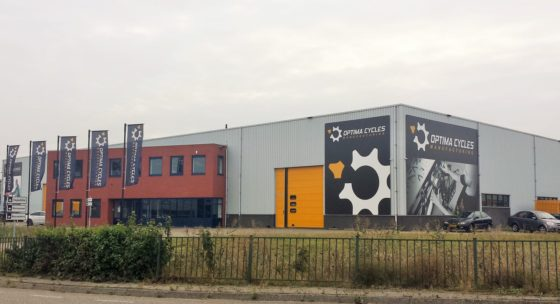 Optima Cycles neemt Dutch ID over