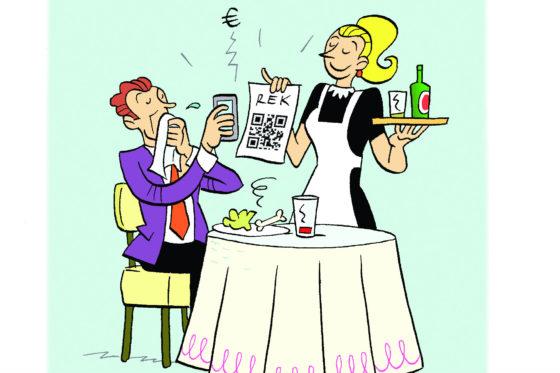 BLOG: Contactloos betalen sluit aan bij trend naar recreatief winkelen