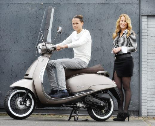 Platform voor scooterlease gestart