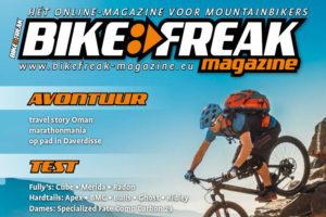 Bikefreak-magazine stopt met papieren magazine