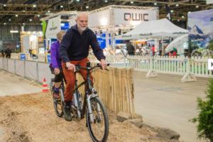 VIDEO: testparcours succes op E-bike Xperience