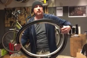 VIDEO: Fietsvakman Paul Harder over bandenmaten